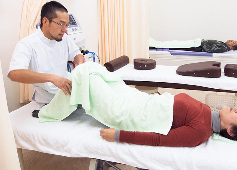 診療方法、施術内容